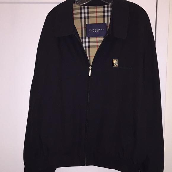 c5f7411dbc346 Burberry Other - SALE 💥 Men s Burberry Golf Jacket